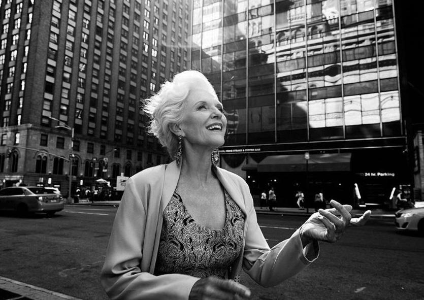 個性比外表更重要!72歲超模梅伊馬斯克:願墓碑寫著「她很風趣」,而非「她很美麗」