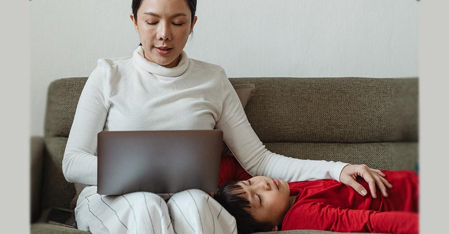 職場媽媽請安心》假如有任何決定怕會對孩子的未來成就造成巨大影響,媽媽是否重返職場的決定不會是其中之一