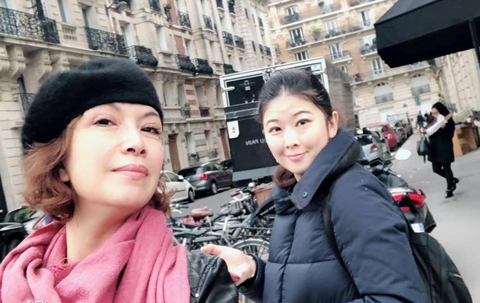 61歲去巴黎遊學!Lily:我需要擋不住的自由