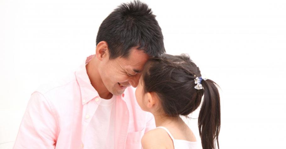 陳志恆心理師:女兒常問「爸爸,你愛我嗎?」讓我領悟,每個孩子都需要從父母那兒,一再獲得「愛的保證」