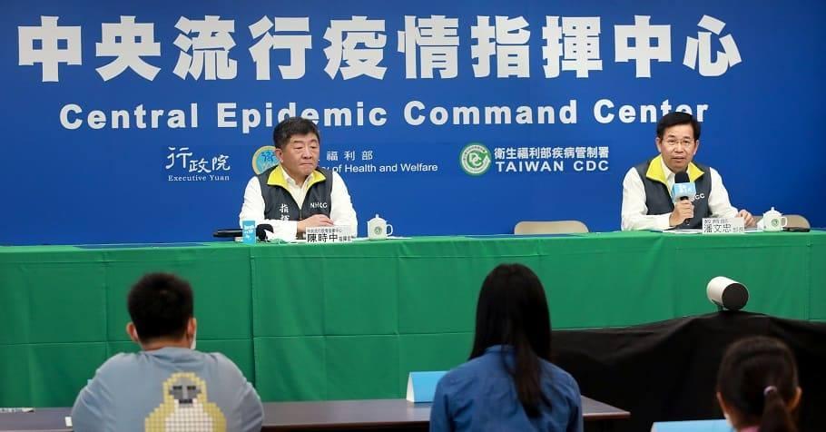 知道大人和醫護人員很辛苦,小學生問能為台灣做什麼? 陳時中、潘文忠暖回:把自己照顧好就是最大的貢獻!