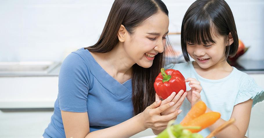 拒絕垃圾食物!培育「選食力」,教孩子挑出「好」食物
