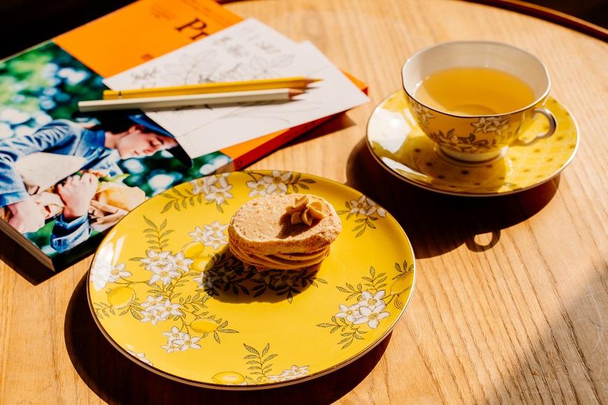 【50+提案】珍視自己的生活儀式:50後,試試一個人的下午茶