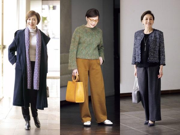冬季穿搭如何營造視覺修長感?不是穿深色就顯瘦,選對顏色和版型變俐落