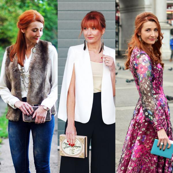 每個年齡,都能找到適合你的風格:歐美45至80+時尚部落客