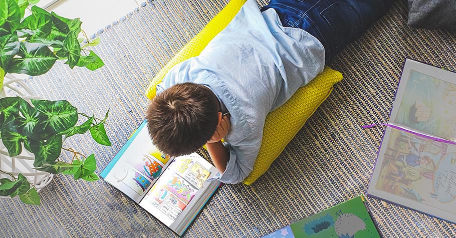 小天下總編輯給低中高年級孩子的課外閱讀書單推薦