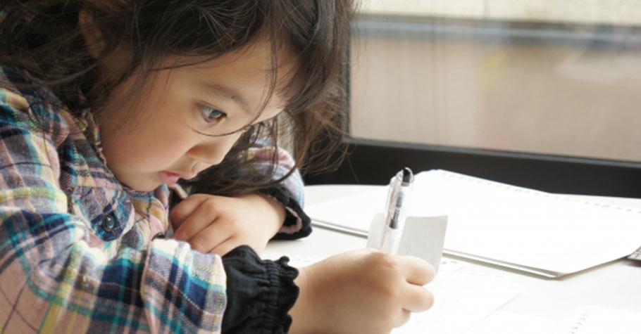 蔡淇華老師:教孩子作文,不只是為了作文紙不再是一片空白的,更是為了讓孩子學習人生思考