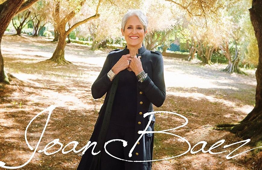 77歲傳奇民謠歌手Joan Baez:學會放手,新的生命才正要開始