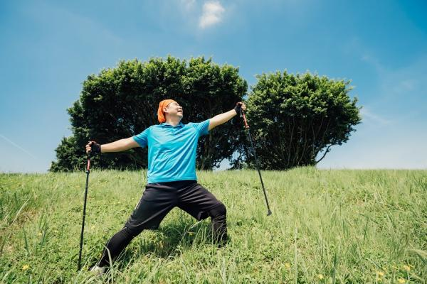 急診醫生改當導遊健身教練!郭健中:器官會老,但肌肉可以「玩」回來