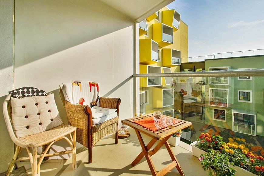 住安養機構是享受!丹麥奧雷斯塔德護理之家,下樓即是咖啡廳、每戶都是景觀房
