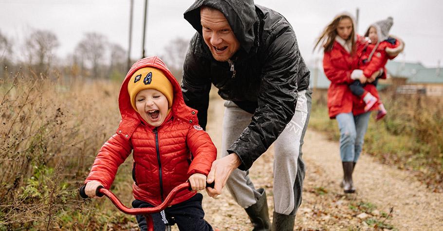 阿包醫生:怎樣才是好父母?把握父母的保存期限,時間花下去就是能給孩子的最好禮物,爸爸絕對不能置身事外