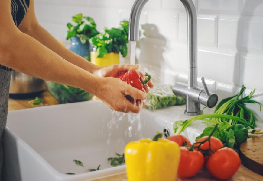 北農群聚,蔬果清洗該升級!譚敦慈傳授洗蔬果3招,吃得安心還提升免疫力
