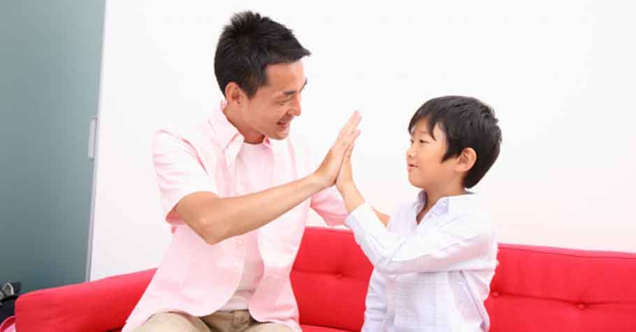 「我討厭爸爸!」聽到這句話不要急著生氣,這幾招讓你成為孩子心中無可取代的好爸爸