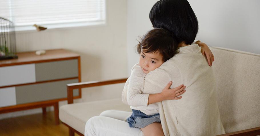 賴佩霞:很多媽媽會壓抑情緒,覺得不該讓孩子看到自己的情緒,但我一點都不吝嗇讓孩子知道,我的真實感受