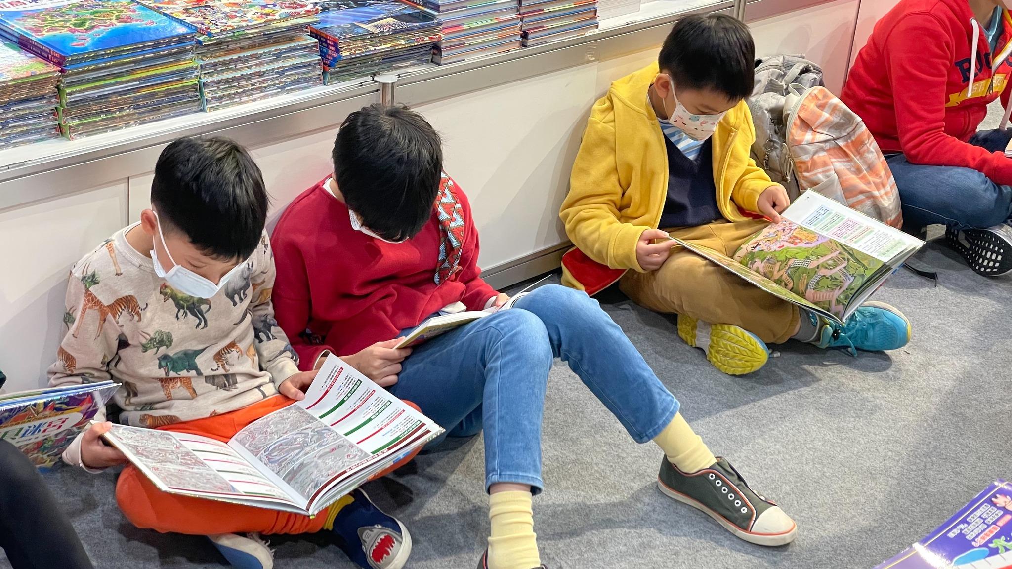 能讓孩子愛不釋手,開心分享,就是一本值得投資的書
