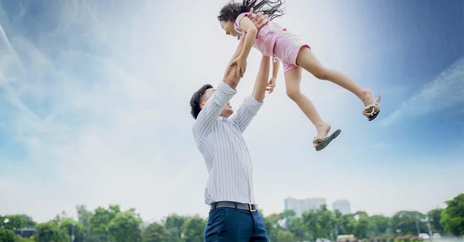 別讓一時的忙碌和應付成為悔恨。李御寧博士:「如果時間可以倒轉,我一定會好好表達我對孩子的愛」
