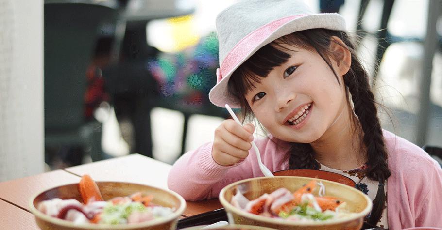 小孩不愛吃米飯只愛麵包,其實白飯比想像中有營養,更能滿足孩子的腦力發展