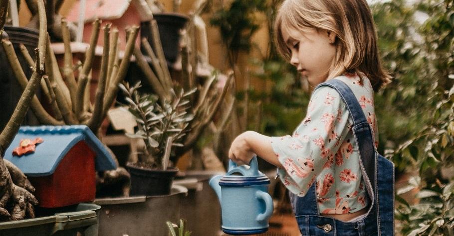 家,是大家的!從小做家事的孩子,更獨立有責任感