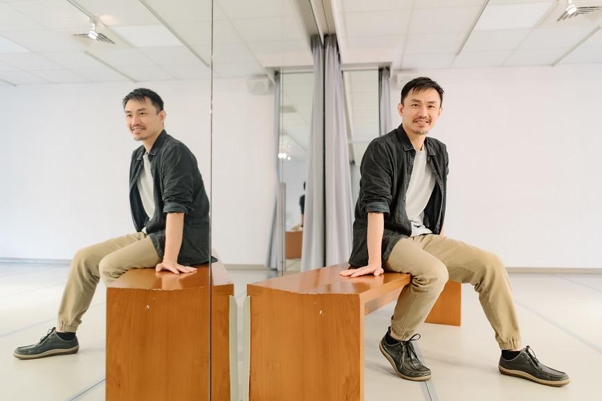 帶著傷跳舞 51歲舞者王榮祿:放掉執著,身體永遠是美好自由的