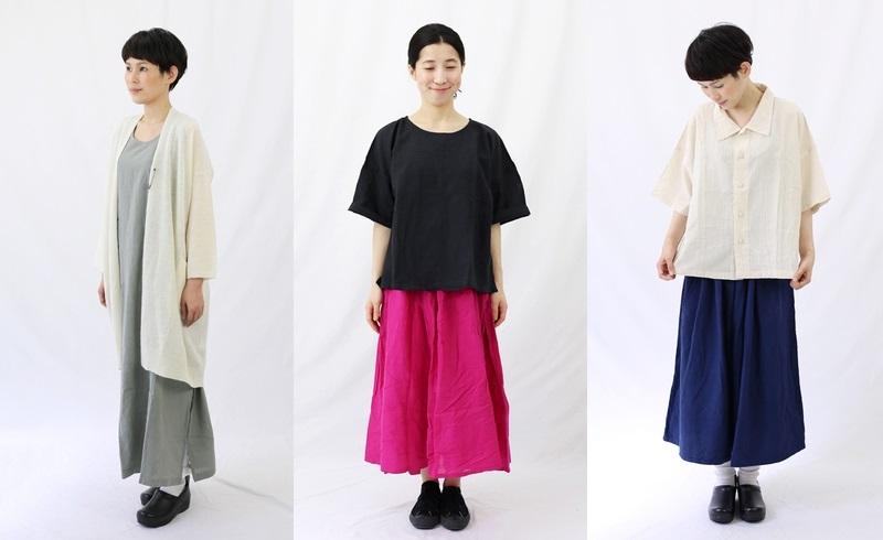 50後的寬鬆也要有型!布衣設計師鄭惠中:舒服地穿,就是舒服的生活