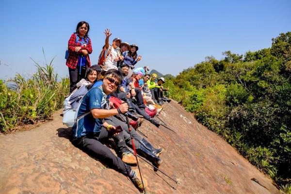 從18歲延續到80歲的友情!台大登山社:一起爬過山的伙伴,會成為一輩子的好朋友