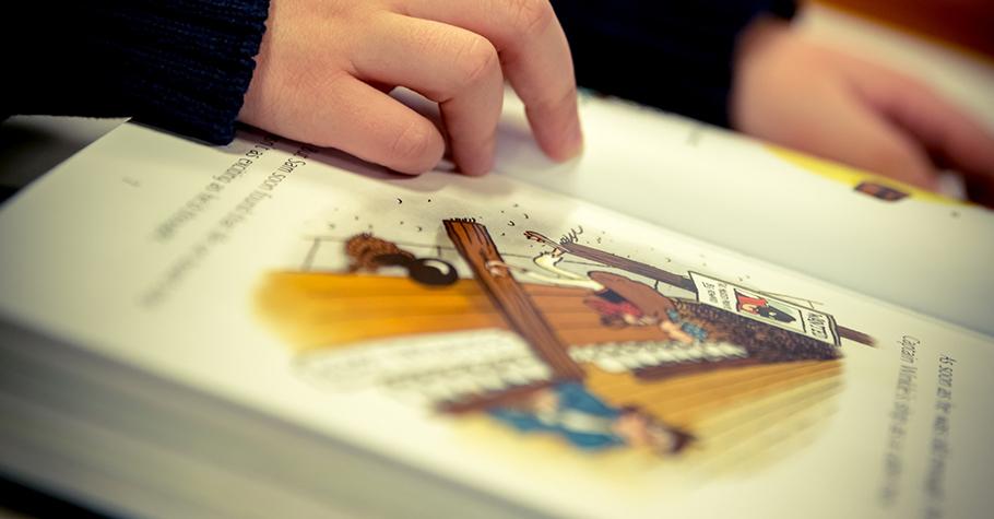 家有小學生談閱讀:進入充滿想像的小說世界吸引孩子看書的興趣