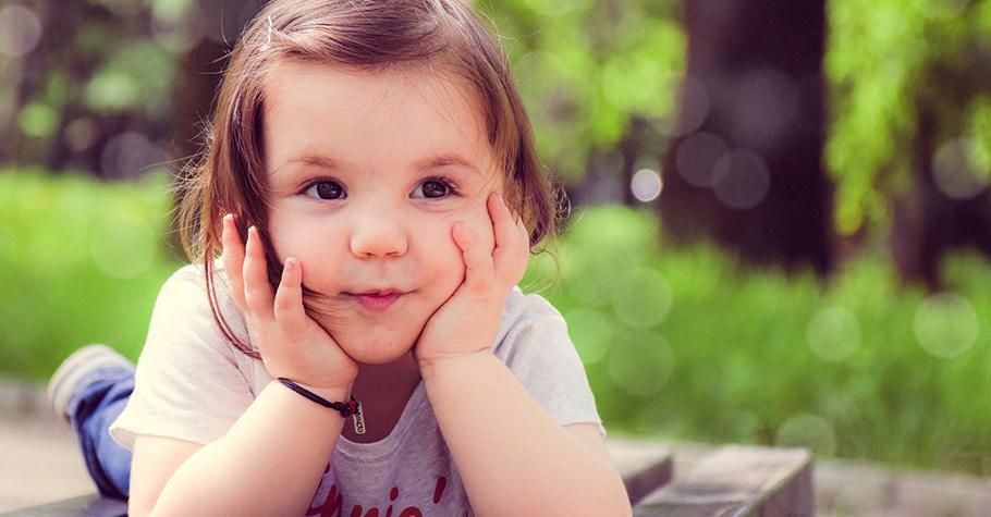 每個孩子都是獨一無二的,我們無須拿孩子跟別人比較,更不要催促他長成我們所期待的樣子