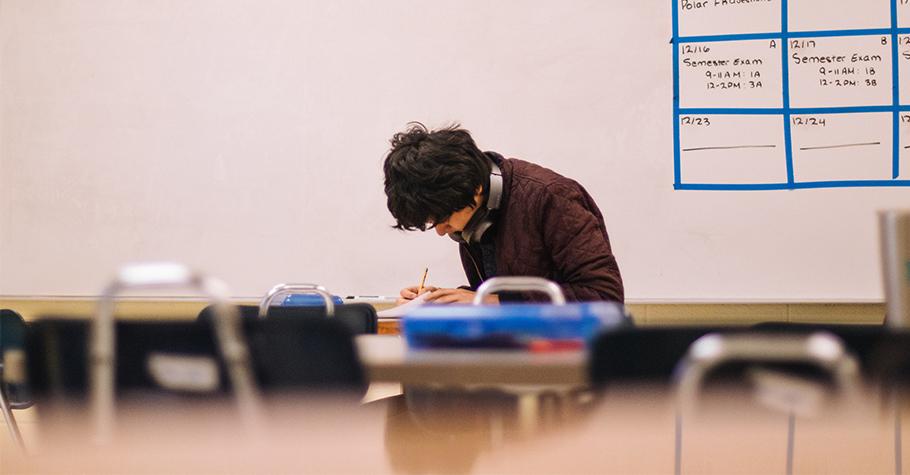 學期即將結束,讓我們一起跟老師說聲謝謝您