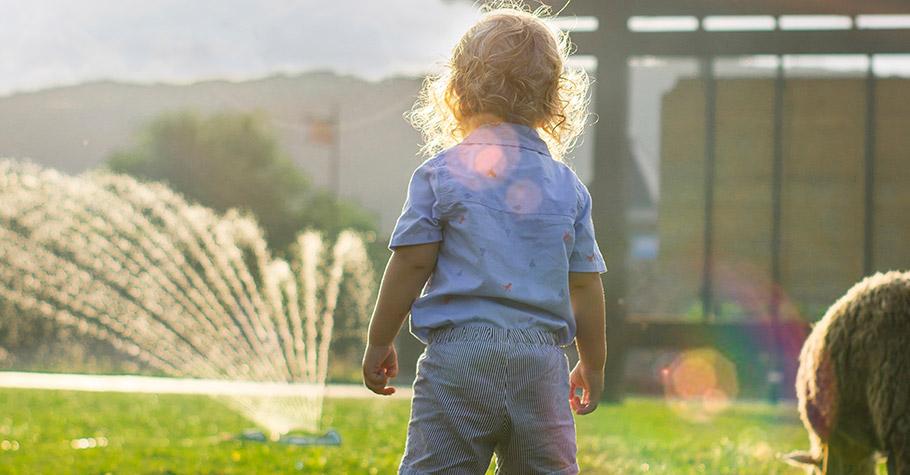 不用跟別人比較,每個孩子都有屬於自己的光芒