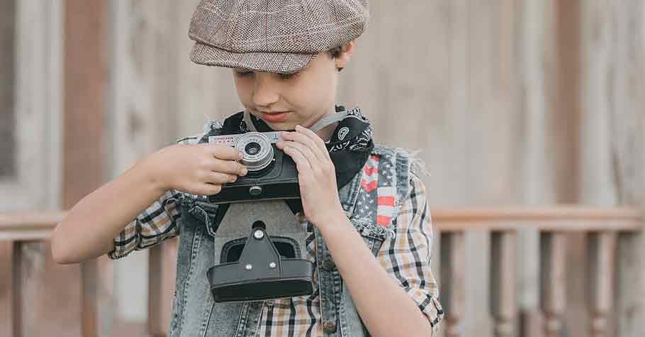 用不同的方式去協助孩子學習,孩子會更有興趣,這是讓孩子開拓視野很好的方式