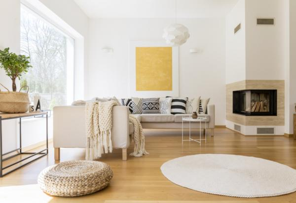 善用白牆把家變美!「1」個配色原則,打造北歐風明亮感居家