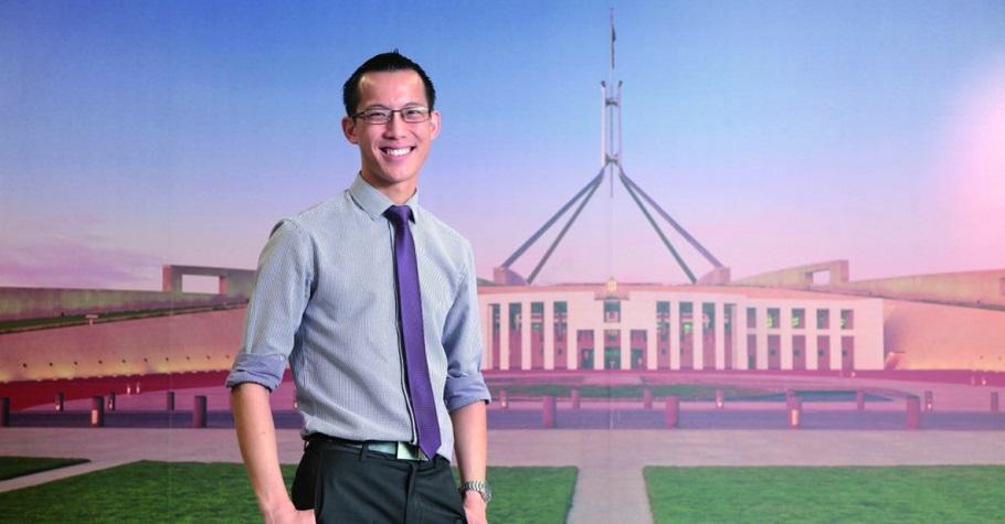 世界十大最佳教師 Eddie Woo 〉教數學的第一步:和學生連結