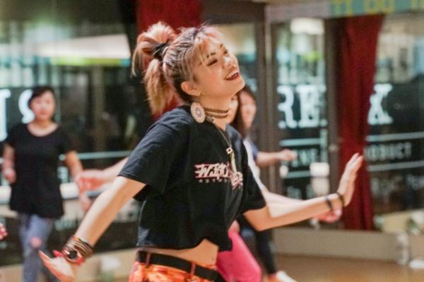 熟齡街舞-HIP HOP嘻哈街舞課