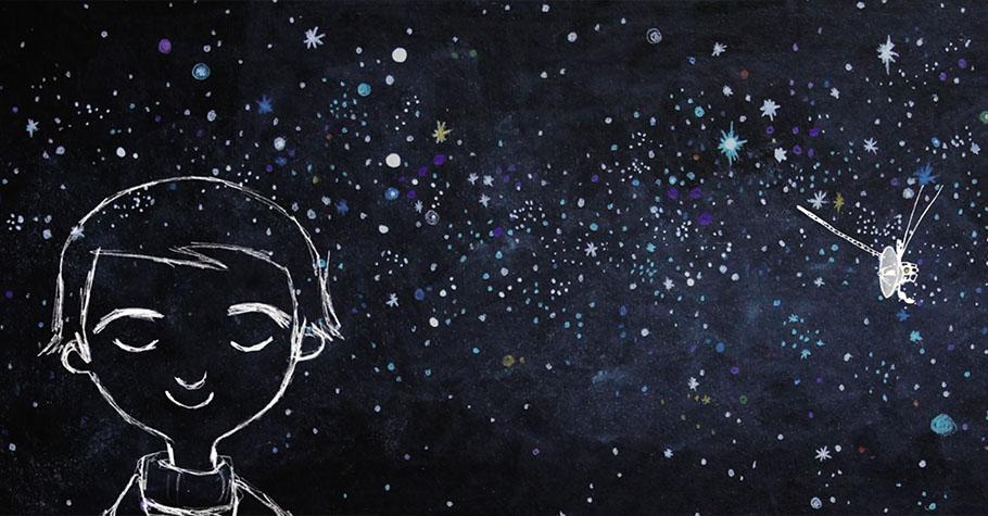 一起來看星星