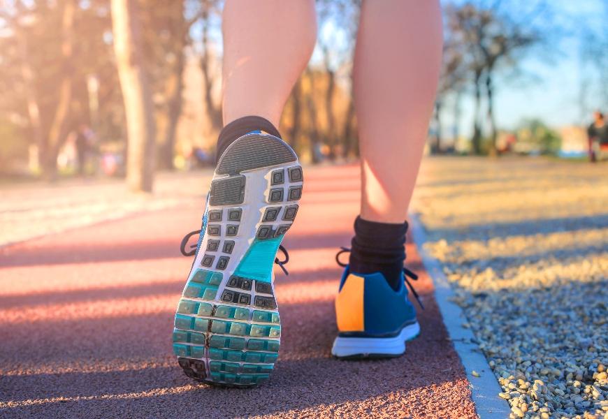 你的體力算是好的嗎?專家:6分鐘行走測試