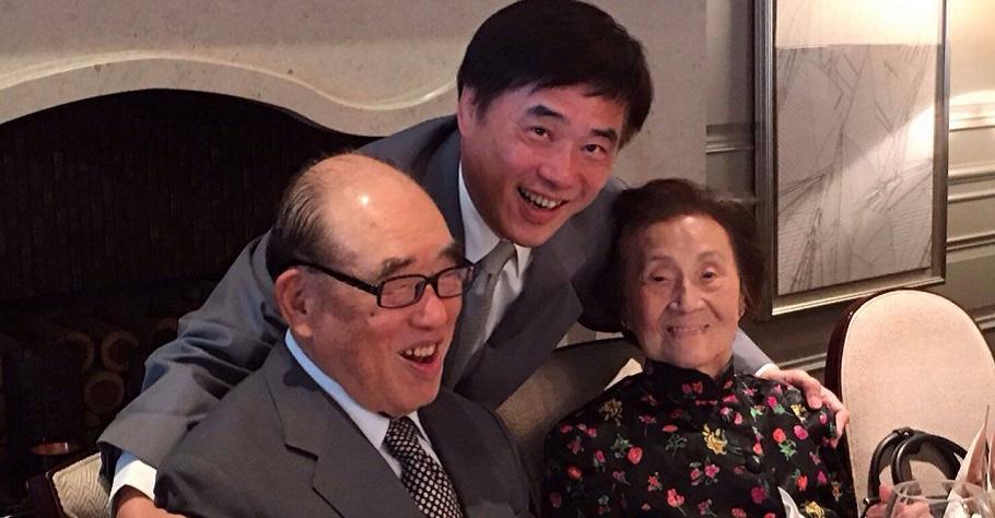 郝柏村102歲逝世,郝龍斌:「父親曾希望我和他一樣去唸軍校,但最後仍全然尊重我的決定。」