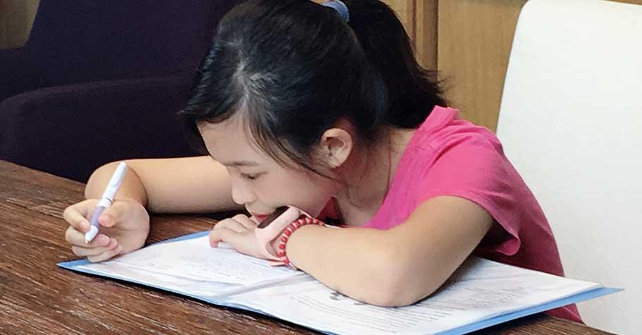 功課「不想寫、寫不完」找出孩子不願面對的事實,專家教你對症下藥治好拖延症