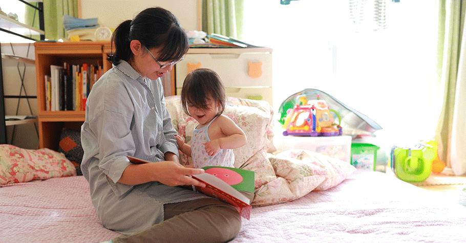 當媽媽真的很辛苦,孩子還小時,別太執著家裡要100%整齊