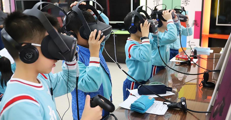 數位學習平臺+新興科技工具,打造特色課程,培養孩子自主學習力!