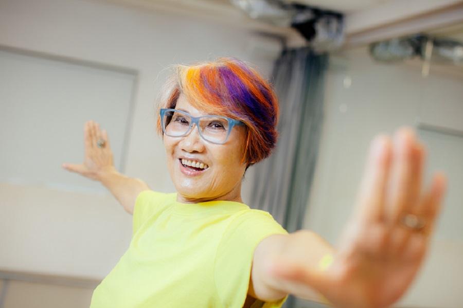 雲門教室熟齡學員:了解身體的鬆緊,就明白人生的鬆緊!