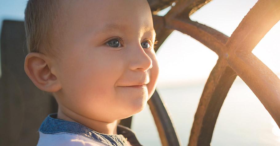 培養孩子可以冷靜下來思考問題、解決問題的能力,而不是焦慮憤怒或恐懼!