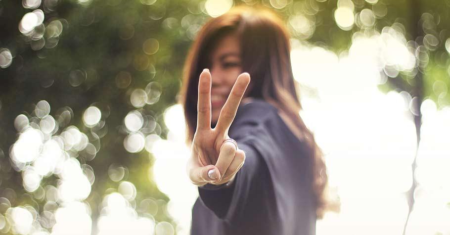 不管是自己滿意的、或不滿意的部分,那些都是真真實實的存在,發自內心喜歡全部的自己才能真正開心