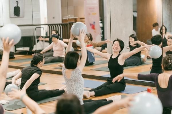 50後學芭蕾的優雅哲學:律動身體、挑選好食、成為好的人