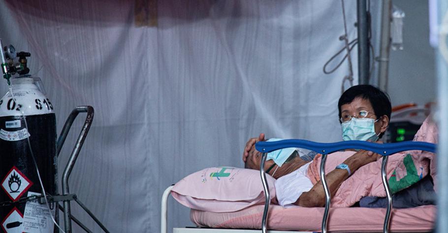 新冠肺炎本土死亡率破2%》病毒難防!我們都不能抱僥倖心理,「勿恃敵之不來,恃吾有以待之」