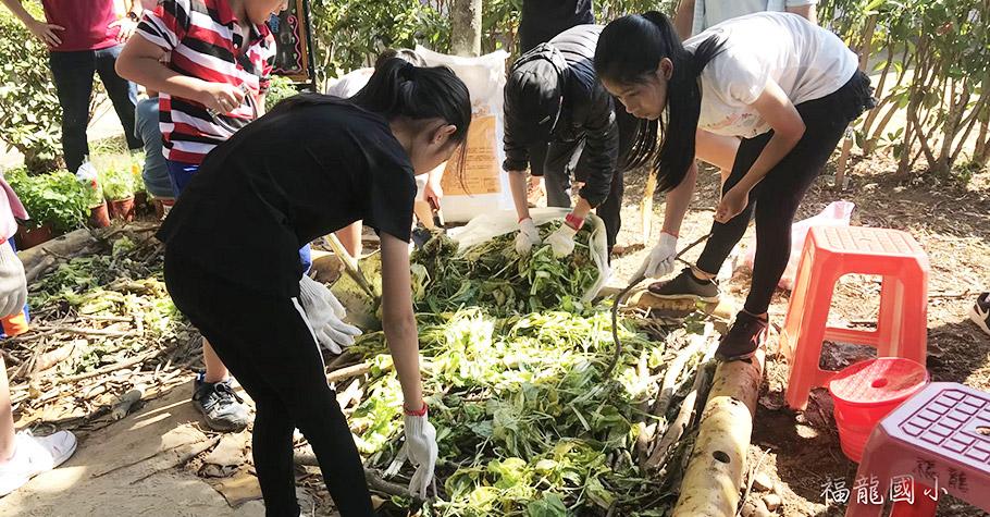 【教室應該不一樣】乘載孩子從零到一的實驗精神──「校園食物森林DIY」