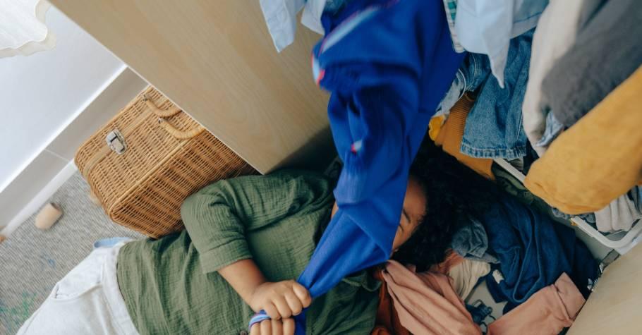 換季收納好崩潰!台灣收納天后「二寶媽」:「沒有最好的整理方式,只有最適合你的整理方式,要『役物,不役於物』。」