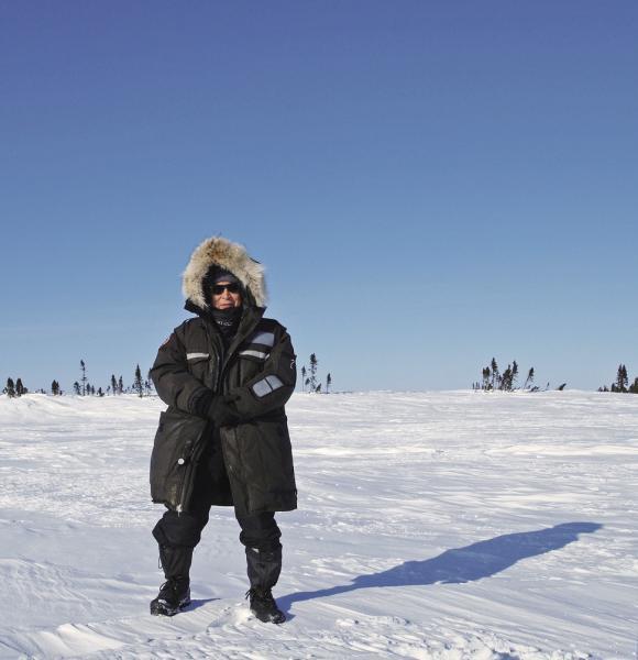 顛覆旅行家陳維滄:70歲後才遠征南北極,OK的!