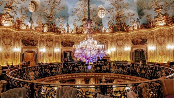 【梁旅珠專欄】朝聖全球造價最貴杜蘭朵餐廳 一窺俄國大亨的豪奢品味