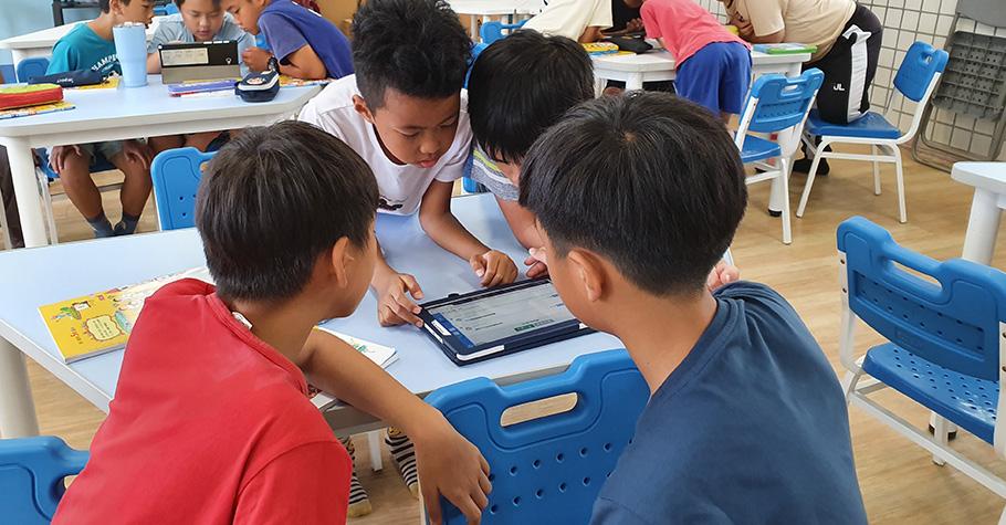 「成就每一個孩子」──科技輔助自主學習翻轉偏鄉教育現場,實現教育夢想