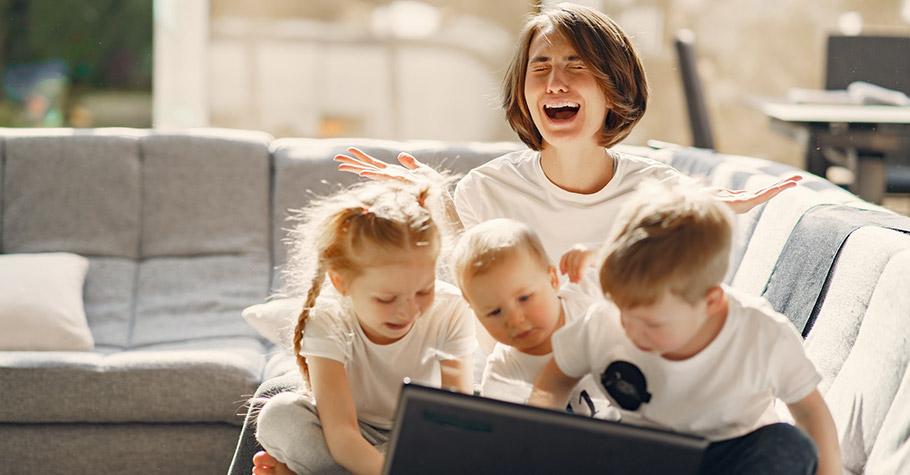 育兒還能創業〉凱若:其實,我們是「有時間」的!5個給爸媽善用時間的小祕訣,執行後一週內感受差異